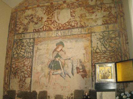 A Pintura Mural na Rota do Românico