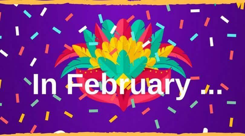 dates in February