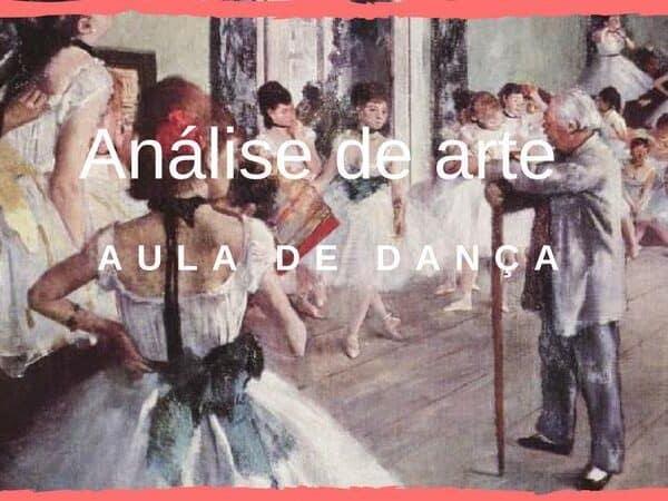 Degas Aula de dança