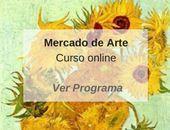 Mercado de ArteCurso onlineVeja o Programa