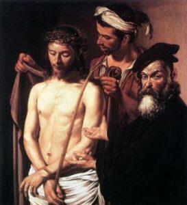 Ecce Homo,, Caravaggio
