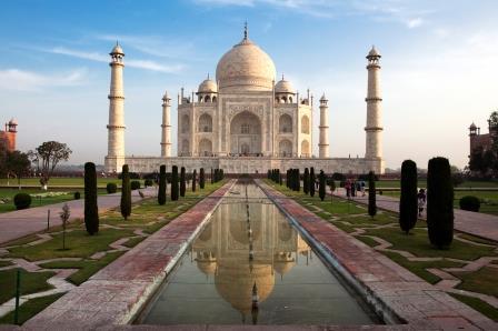 Conhecido como a maior prova de amor do mundo, o Taj Mahal conta a história emocionante de uma paixão eterna.web