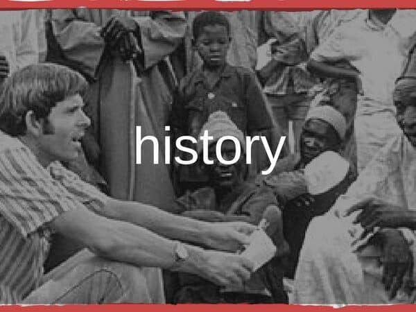 Oral History capa