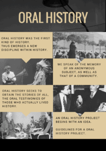 oral history courses