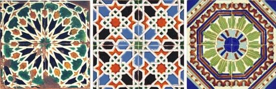 azulejo aresta