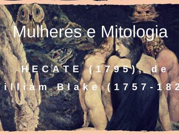 HECATE (1795), de William Blake (1757-1827)