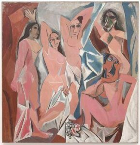 Les Demoiselles d'Avignon