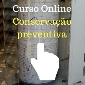 Curso Online Conservação Preventiva