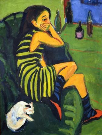 Ernst_Ludwig_Kirchner_-_Artistin_(Marzella)web