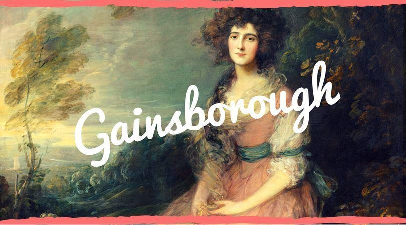 Thomas Gainsborough capa