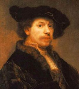 Pintores holandeses Rembrant