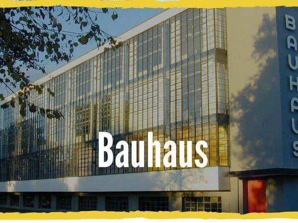 o que foi a Bauhaus