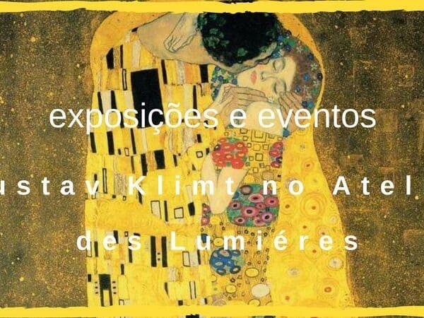 Gustav Klimt capa