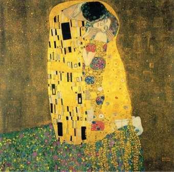 O Beijo Gustav Klimt web