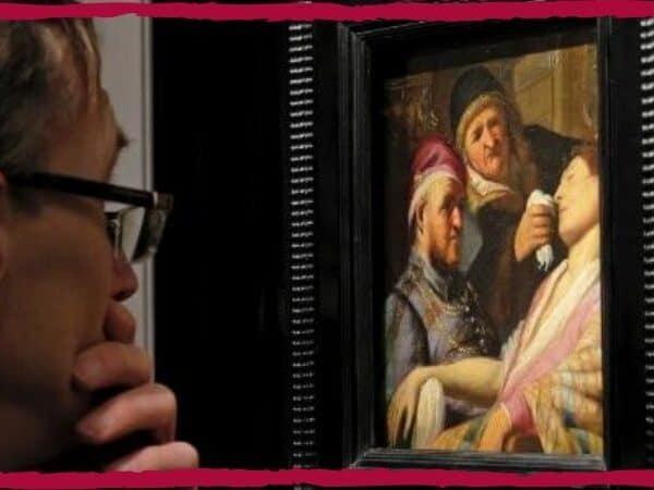 Rembrandt obras perdidas e encontradas