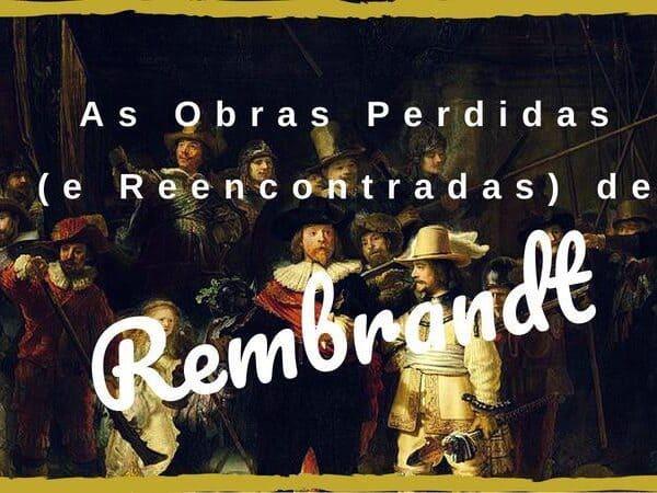 Rembrandt capa