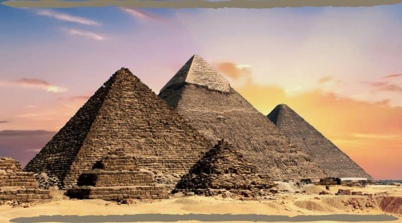 Egypt Pyramids Pirâmides do Egito