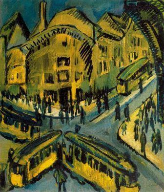 Expressionismo Ernst_Ludwig_Kirchner - Nollendorfplatzweb