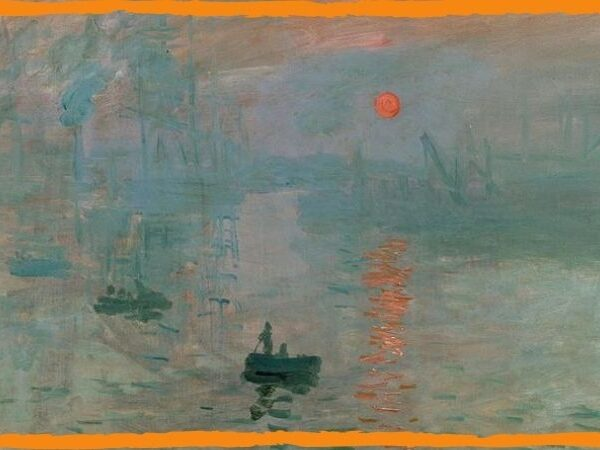 Impressionismo Monet nascer do sol