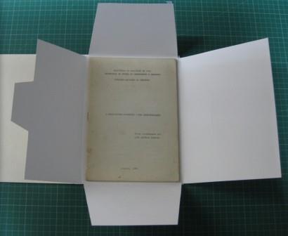 embalaje de documentos