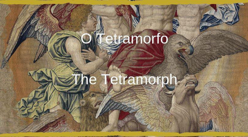 Tetramorfo capa