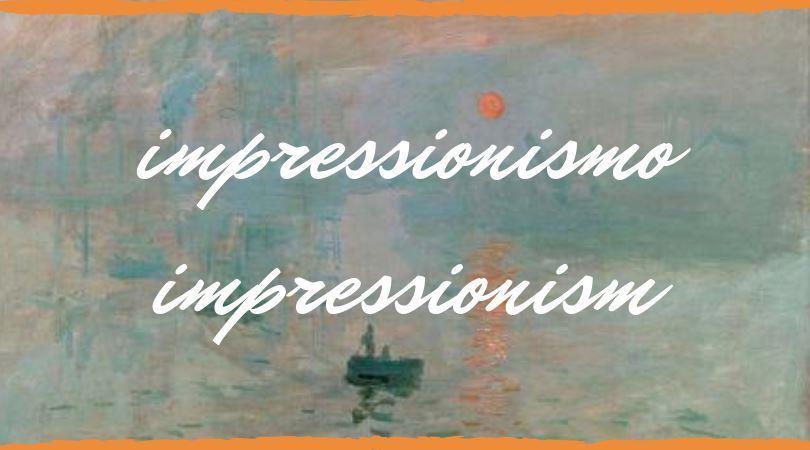 impressionismo capa