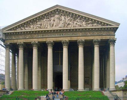 neoclassicismo Madeleine