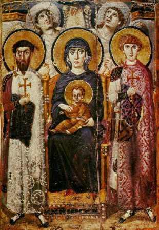 Maria Mãe de Jesus 1
