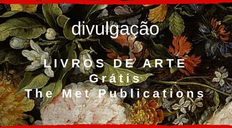 Livros de Arte capa