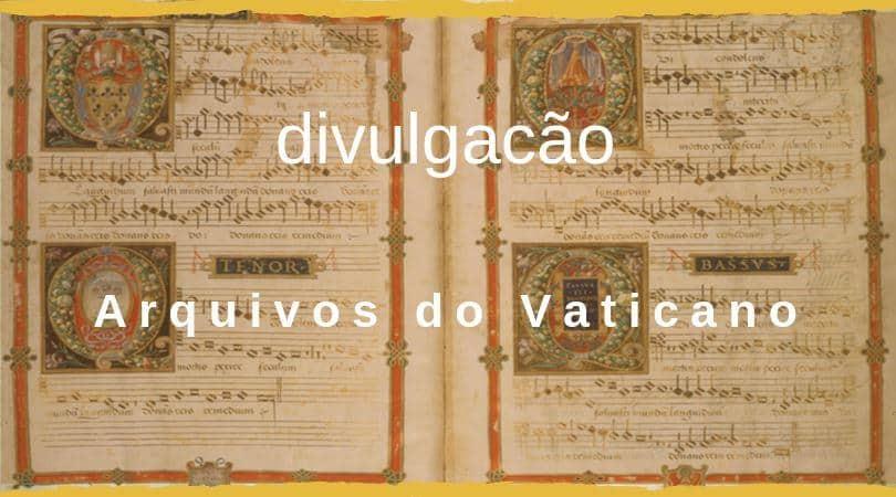 biblioteca do vaticano capa