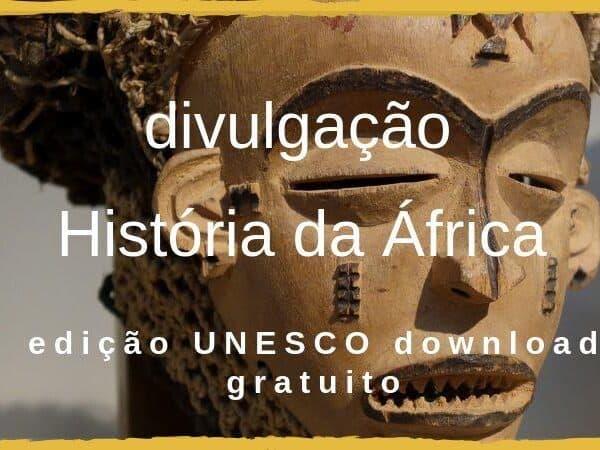 História da África capa