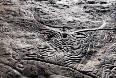 Petroglifo, Período Bubalus,