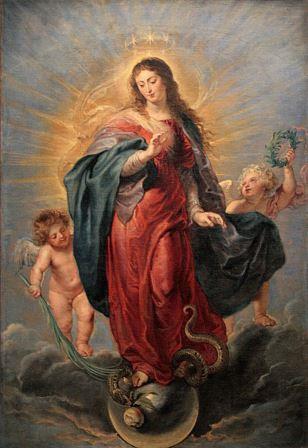 Imaculada Conceição Peter Paul Rubens