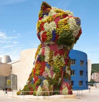 Jeff Koons Puppy 1992