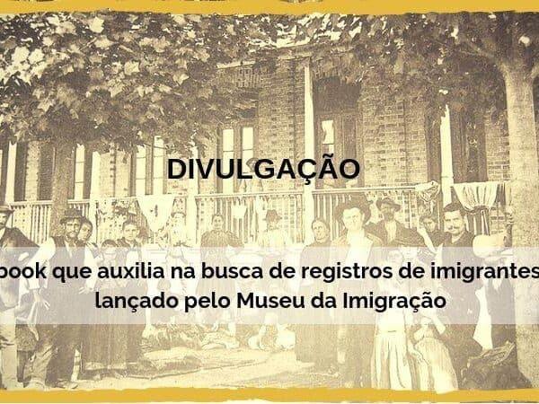 Museu da Imigração capa