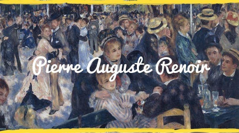 Pierre Auguste Renoir capa