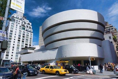 Solomon R. Guggenheim Museumweb