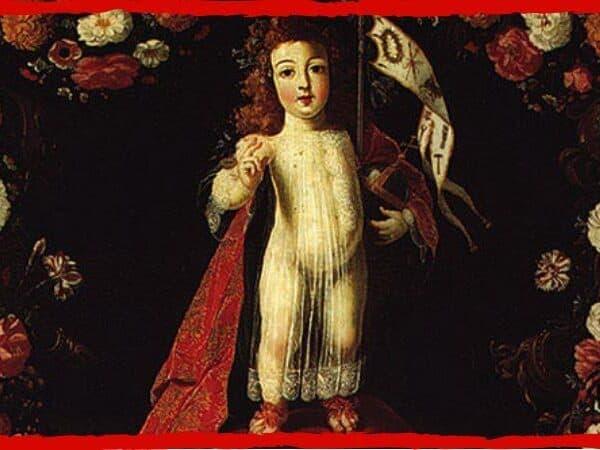 menino jesus Josefa de Óbidos