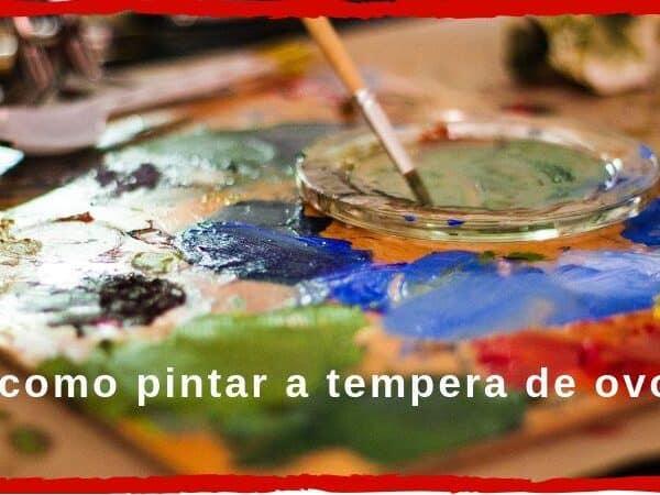 pintura tempera