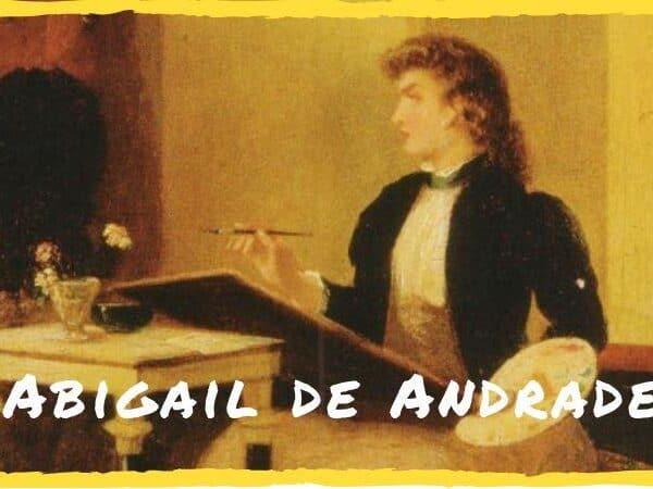 Abigail de Andrade capa