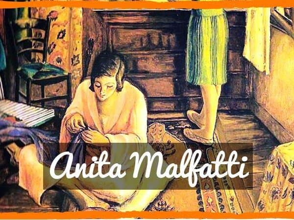Anita Malfatti capa
