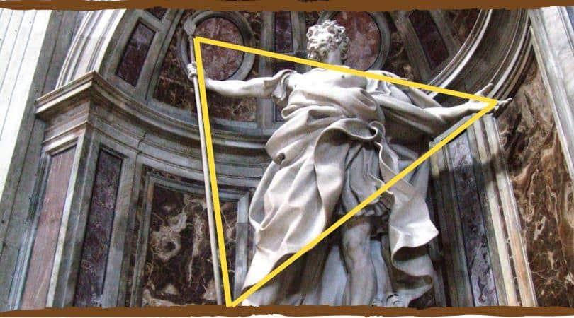 Gian Lorenzo Bernini San Longino capa