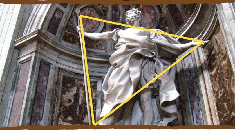 Gian Lorenzo Bernini San Longino