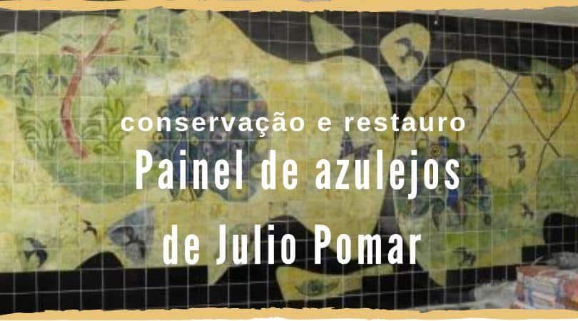 Julio Pomar capa