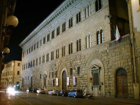 O que foi o renascimento Palacio Medici