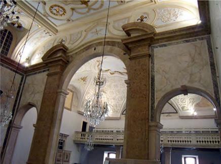 Igreja São Luis dos franceses 1
