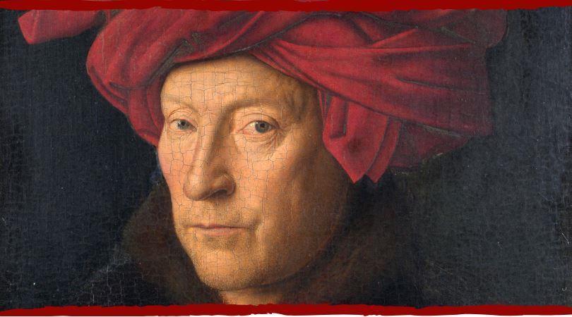 Jan Van Eyck capa