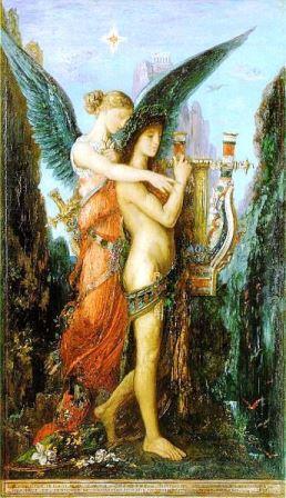 Melpomene Gustave Moreau