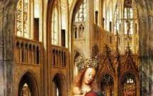 Jan van Eyck detalhe