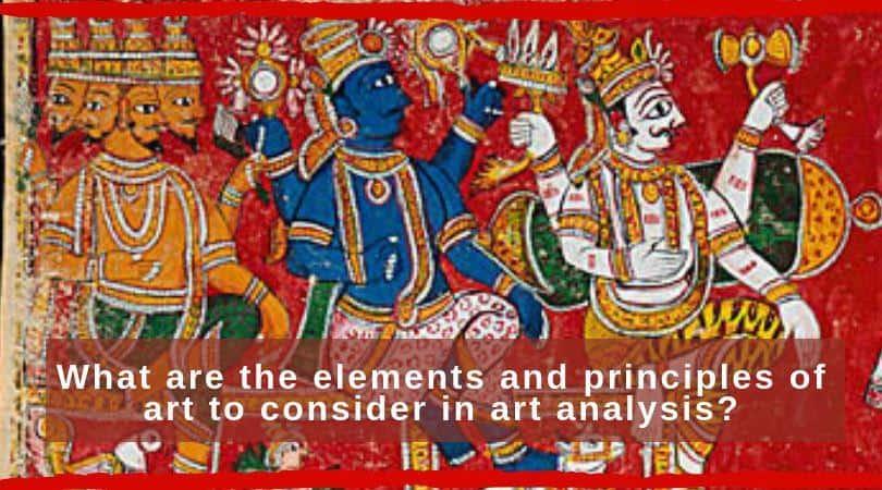 elements and principals of art